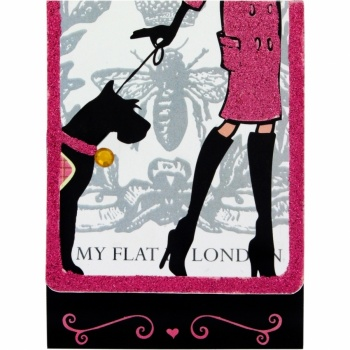 Dog Charmer Pocket Notepad