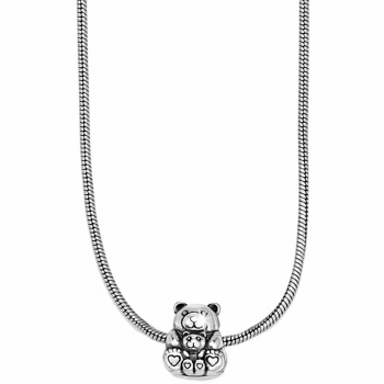 Mama Bear Charm Necklace