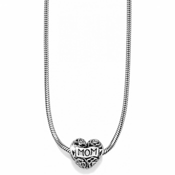 Lasting Flowers Charm Necklace