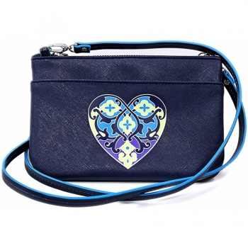 Summer Hearts Mini Bag