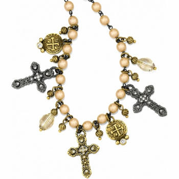 Isabella Rosary Necklace