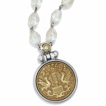 Lucia Rosary Necklace