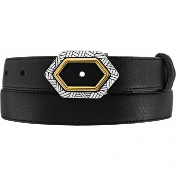 Acoma Two-Tone Classic Belt