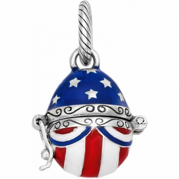 Patriot Egg Charm