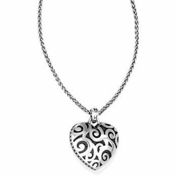 Opera Heart Necklace