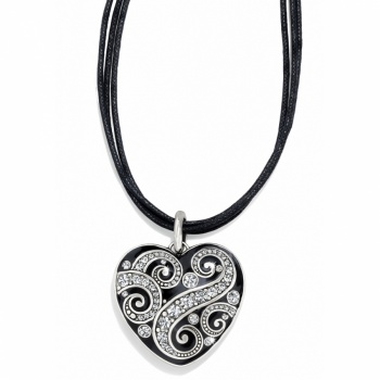La Bella Heart Necklace
