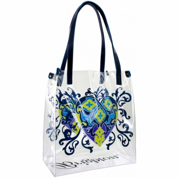Summer Hearts Tote