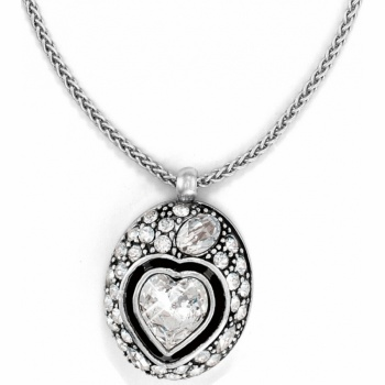 Ecstatic Heart Petite Necklace