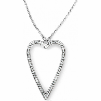 Starry Night Uber Heart Starry Night Uber Heart Long Necklace