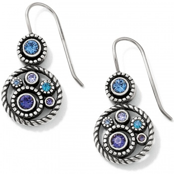 Halo Halo French Wire Earring