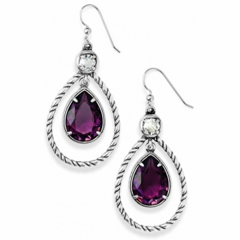 Compassionate French Wire Earrings