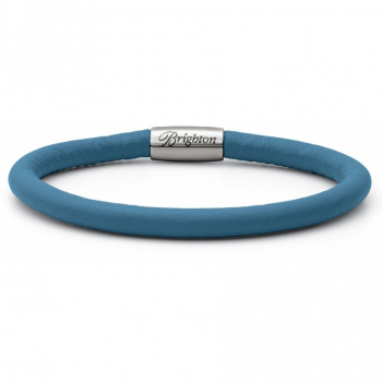 Dazzler Woodstock Leather Bracelet