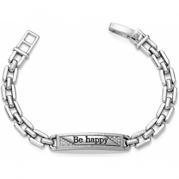 Journeys Be Happy Bracelet