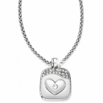 Journeys Heart Necklace