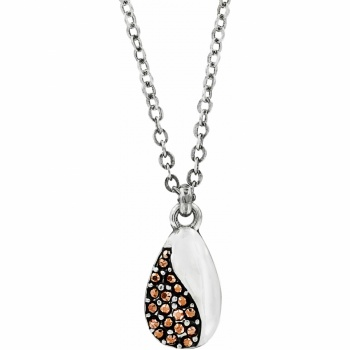 Droplets Petite Reversible Necklace