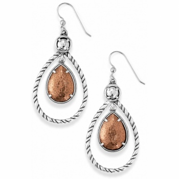 Compassionate Compassionate French Wire Earrings