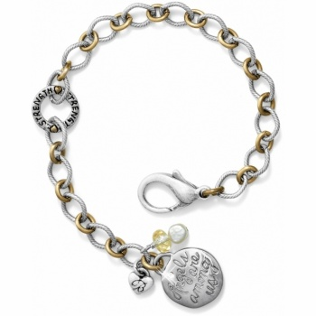 Art & Soul Angels Link Bracelet