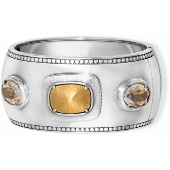 Blessed Hinged Bangle