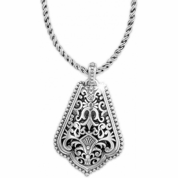 Monte Cristo Drop Convertible Long Necklace