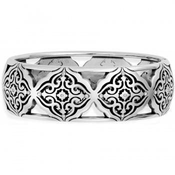 Alora Hinged Bangle