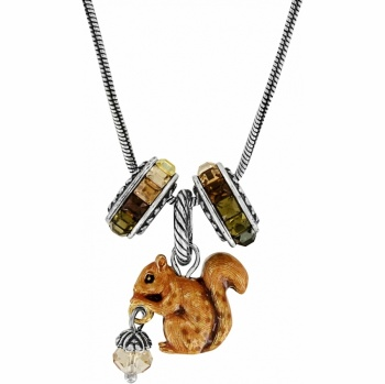 Go Nuts Charm Necklace