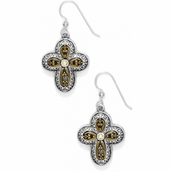 Via Delorosa French Wire Earrings