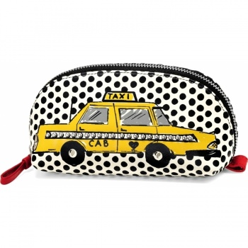 Fashionista Cab It Cosmetic Pouch