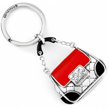 Fashionista Percy Key Fob