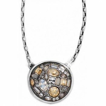 B You Round Necklace