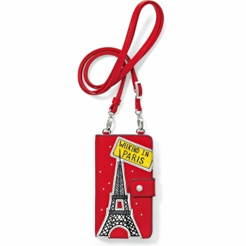 Fashionista Paris Weekend Flip Phone iPhone 6+ Case