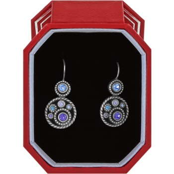 Halo Halo French Wire Earrings Gift Box
