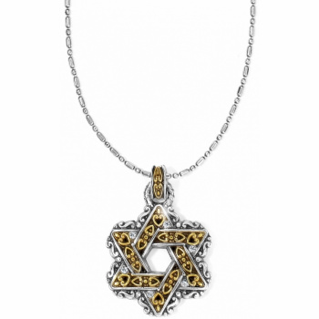 Star Of David Star Of David Necklace