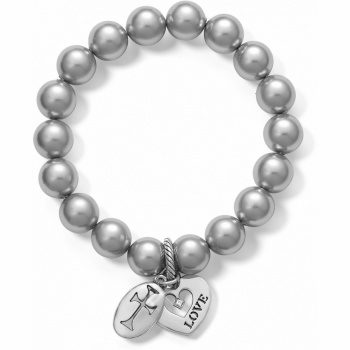 Stories Of…Love And Faith Stretch Bracelet