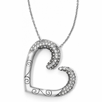 Cristalina Cristalina Heart Necklace