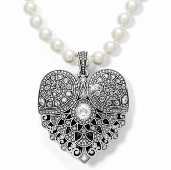 Mumtaz Mumtaz Pearl Necklace