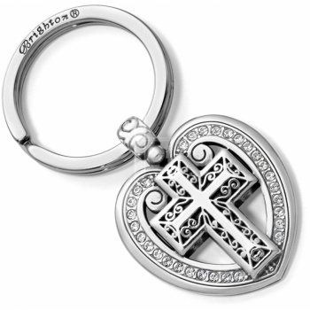 Devotion Loving Faith Key Fob