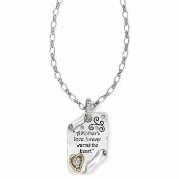 Heartfelt Mother Necklace