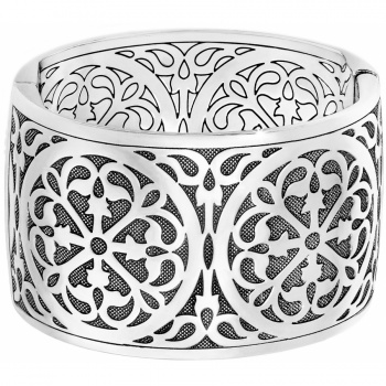 Ferrara Ferrara Hinged Bangle