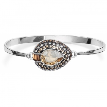 Dew Drops Squeeze Bangle
