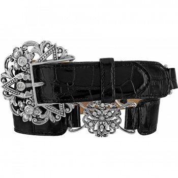 Empire Lace Stretch Belt