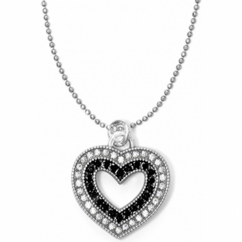 Twinkle Nights Heart Necklace