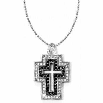 Twinkle Nights Cross Necklace