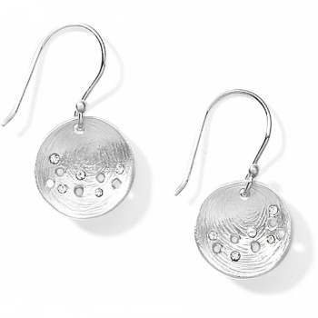 Cosmos French Wire Earrings