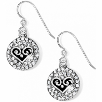 Alcazar Sparkle French Wire Earrings