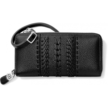 Amaya Amaya Zip Around Large Wallet