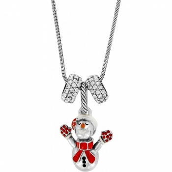 Limited Edition Snowman Necklace