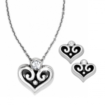 Alcazar Heart Gift Set