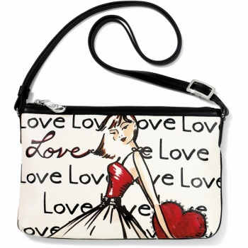 Fashionista Love Pouch