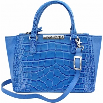 Mingle Sanders Double Zip Satchel