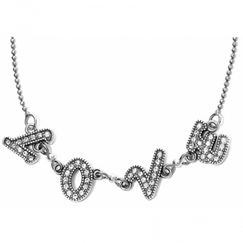 Affections Affections Love Necklace